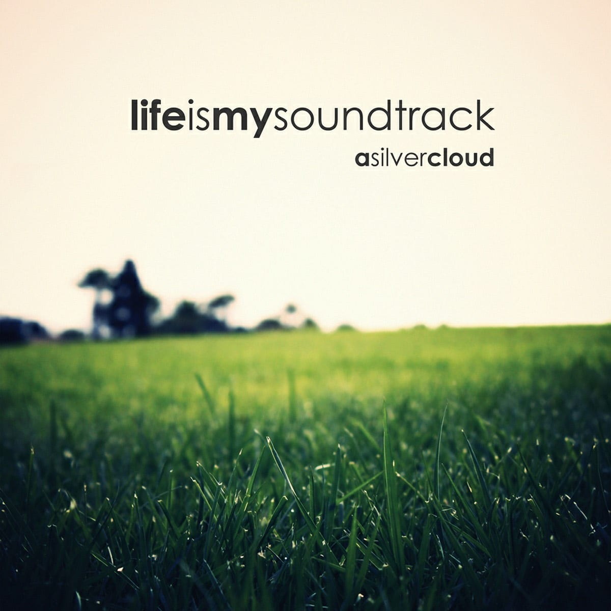 The album A Silver Cloud by Life Is My Soundtrack - Relaxing piano melodies against a backdrop of cinematic soundscapes