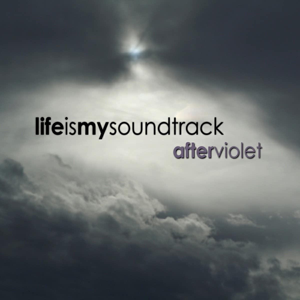 The album After Violet by Life Is My Soundtrack - Red, orange, yellow, green, blue, indigo, violet, after violet
