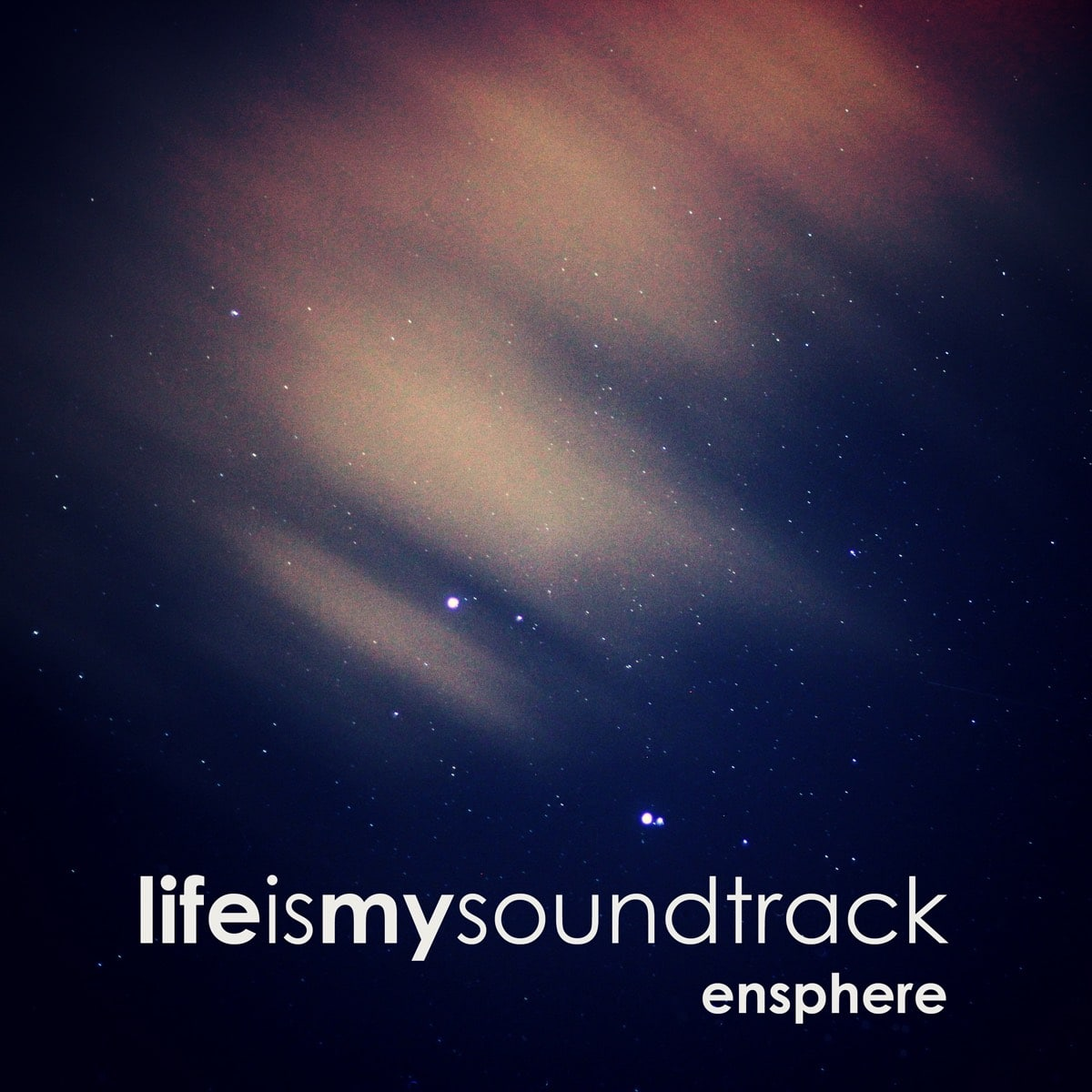 The album Ensphere by Life Is My Soundtrack - Atmospheric, synthesized textures and drum beats combined with a hint of mystery