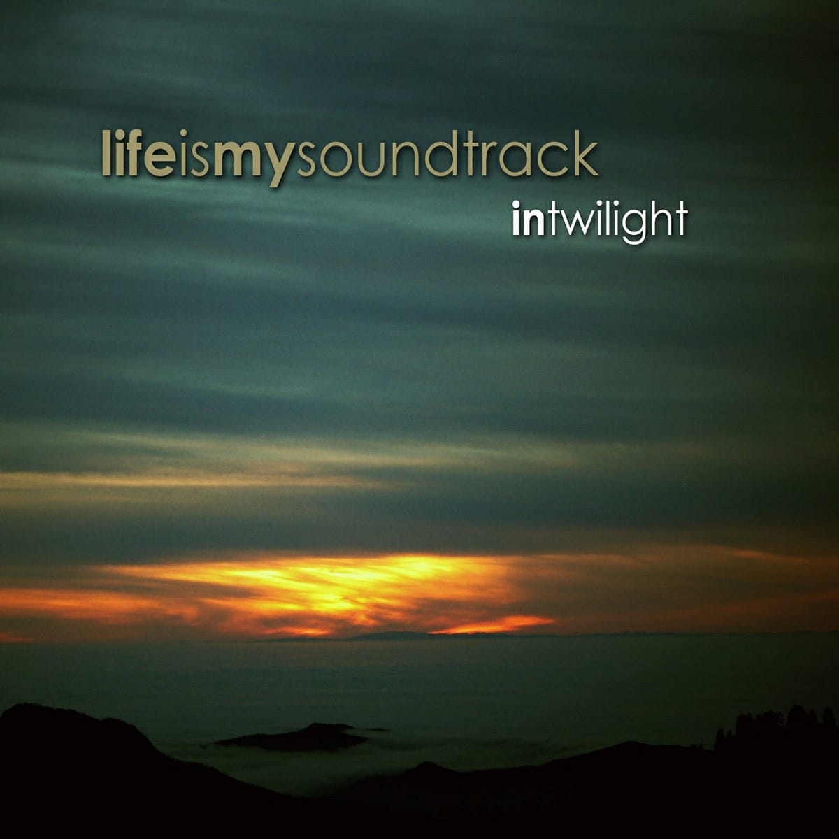 The album In Twilight by Life Is My Soundtrack - A song to listen to in the dark
