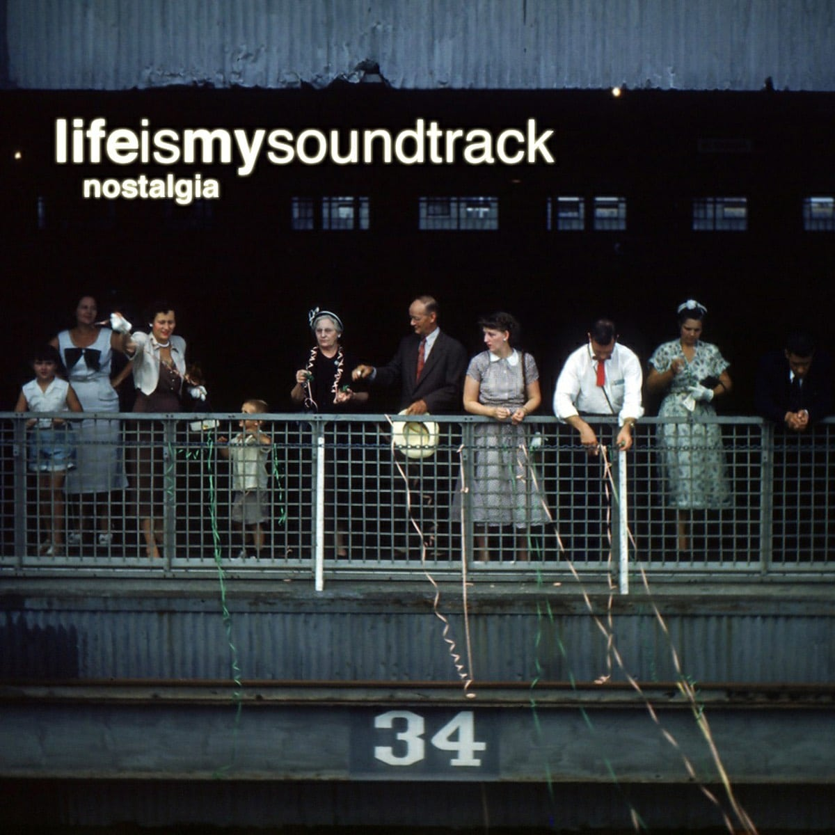 The album Nostalgia by Life Is My Soundtrack - Journey back to a distant time where long forgotten memories come back to life