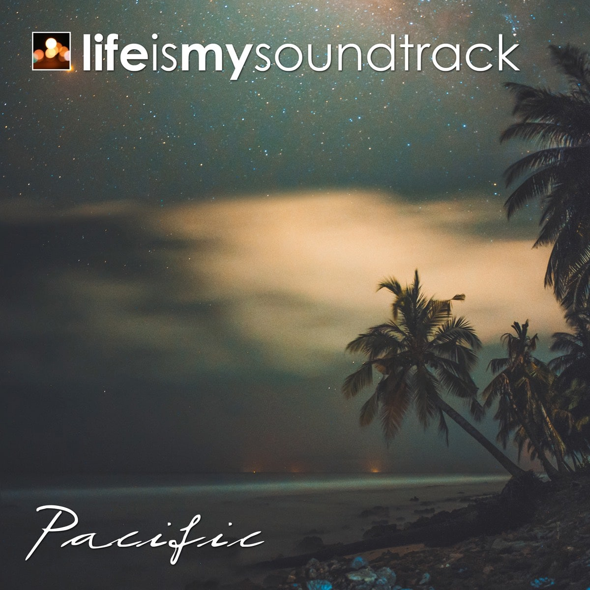 The album Pacific by Life Is My Soundtrack - Synthesizers combine with electronic beats in this downtempo tribute to the Pacific