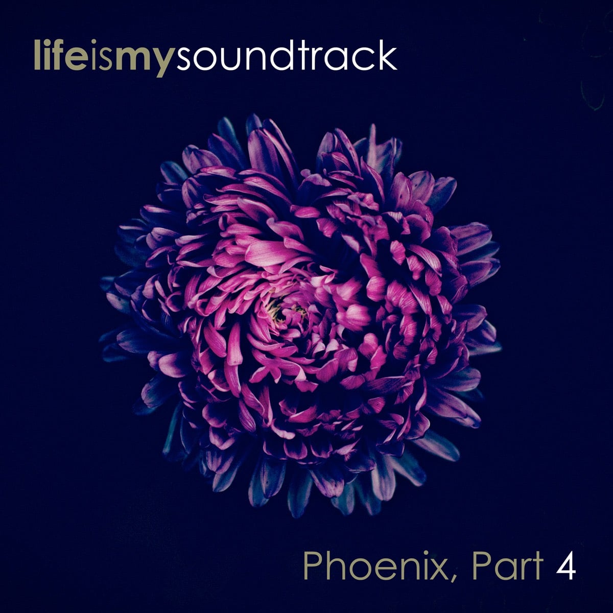 The album Phoenix, Part 4 by Life Is My Soundtrack - Part 5 of a collection of songs created over several years, but never finished until now