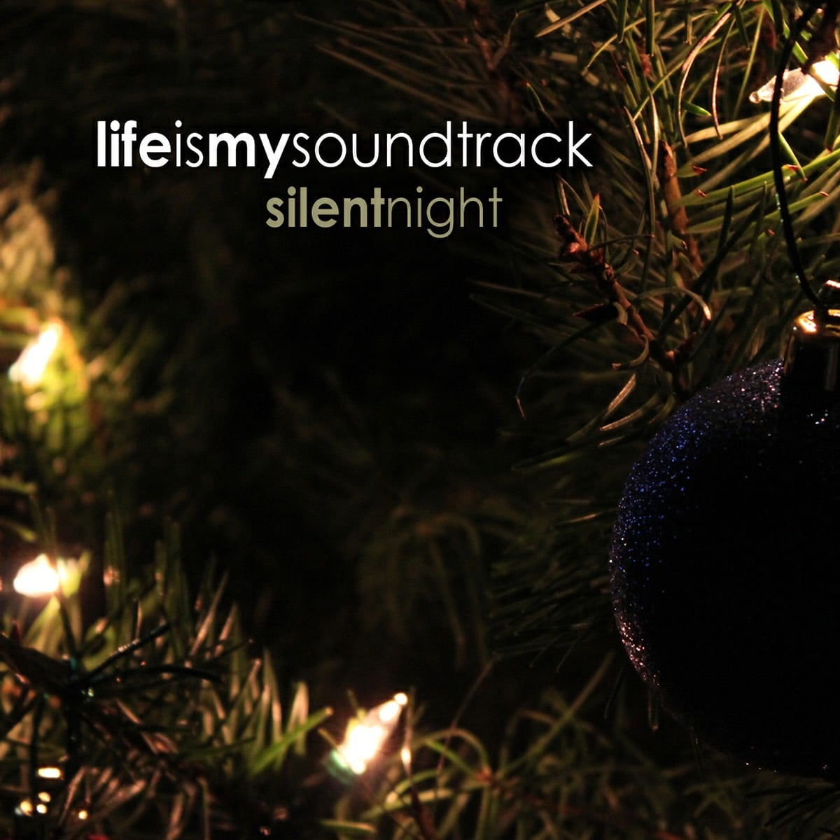 The album Silent Night by Life Is My Soundtrack - A new, dynamic take on the classic holiday favorite, featuring over 58 minutes of music to help relax and inspire you during the busy holiday season