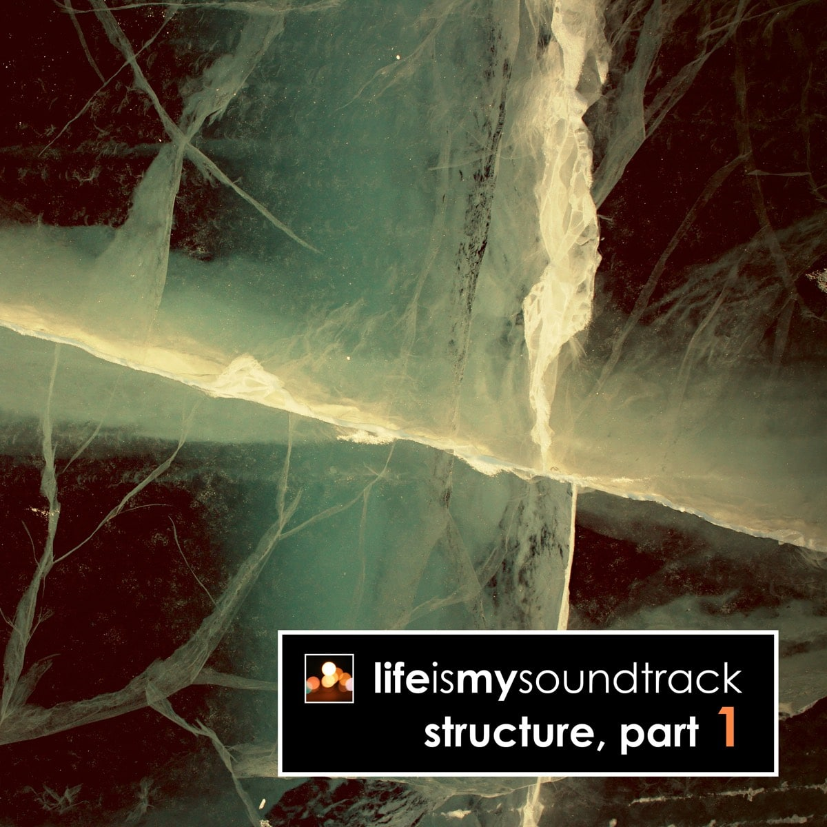 The album Structure, Part 1 by Life Is My Soundtrack - Part 1 of a collection of minimal, electronic songs