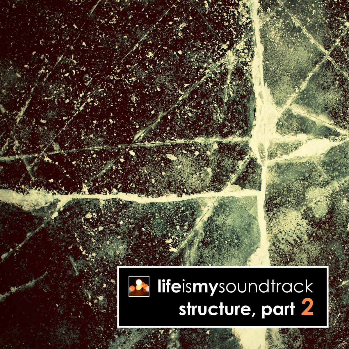 The album Structure, Part 2 by Life Is My Soundtrack - Part 2 of a collection of minimal, electronic songs