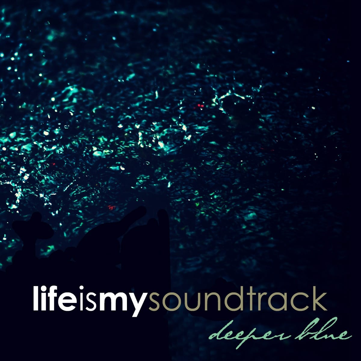 The album Deeper Blue by Life Is My Soundtrack - Electronic music inspired by the five pelagic zones