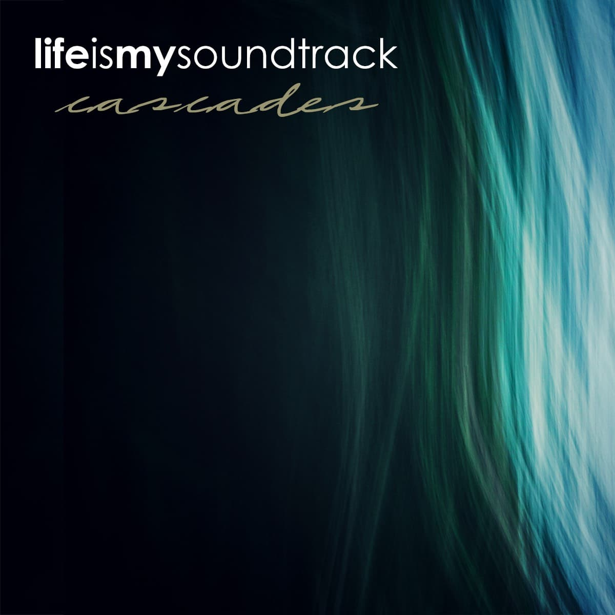 The album Cascades by Life Is My Soundtrack - Ambient soundscapes, pianos, and impacts combined with light arpeggios
